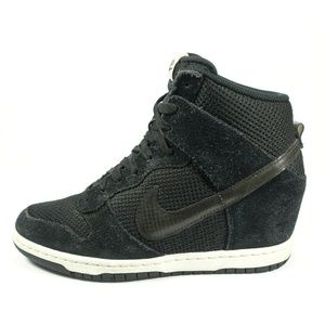 Nike Dunk Sky Hi High Wedge Sneaker